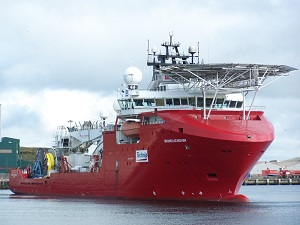 normand oceanic vessel